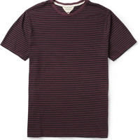 Rag & bone - Port Perfect Striped Cotton-Jersey T-Shirt | MR PORTER