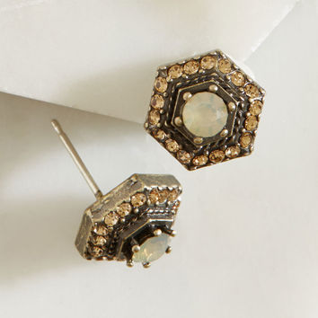 The Royal Treatment Earrings | Mod Retro Vintage Earrings | ModCloth.com