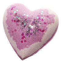 Blackened Amethyst Heart Bath Bomb