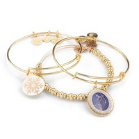Winter Synergy Bangle Stack