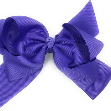 Girls Jumbo Layered Dance Hair Bow