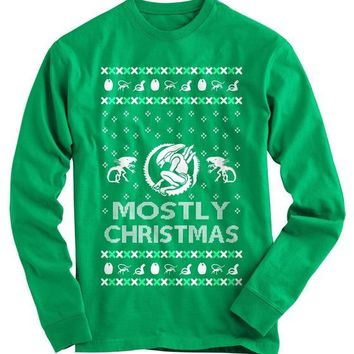 Alien Ugly Christmas Sweater - On Sale