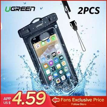 Waterproof Cellphone Case For iPhone & Samsung Galaxy