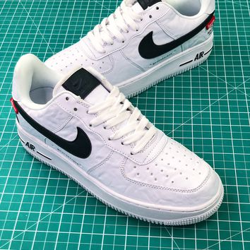 The North Face X Supreme X Nike Air Force 1 Low Af1 Tnf Sport Shoes - Best Online Sale