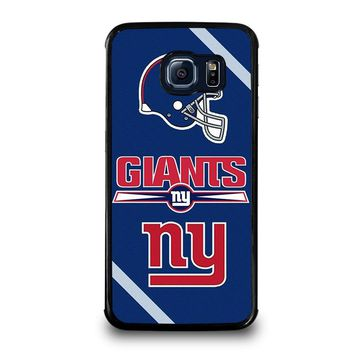 NEW YORK GIANTS NY Samsung Galaxy S6 Edge Case Cover