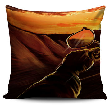 Motorcycle Pillow Covers