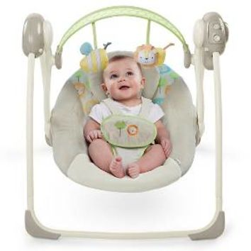 Ingenuity™ Portable Swing - Felicity Floral™