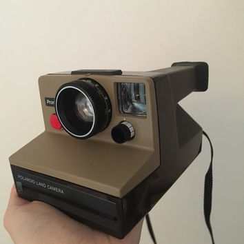 Rare Vintage Polaroid Pronto!S with Original Case