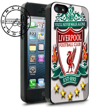 Liverpool fc Logo iPhone 4s iPhone 5 iPhone 5s iPhone 6 case, Samsung s3 Samsung s4 Samsung s5 note 3 note 4 case, Htc One Case