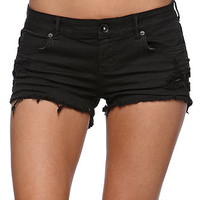 Billabong Lite Hearted Side Tie Shorts at PacSun.com