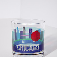 Sisters of Los Angeles Chicago Rocks Glasses Set