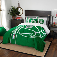 Boston Celtics NBA Full Comforter Set (Soft & Cozy) (76 x 86)