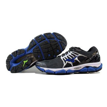 Mizuno Wave Horizon Black/Blue-Silver J1GC172630