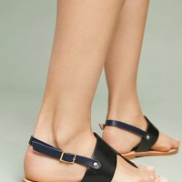 Anthropologie Spring Fever Sandals