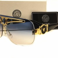 Versace Women Fashion Popular Shades Eyeglasses Glasses Sunglasses [2974244498]