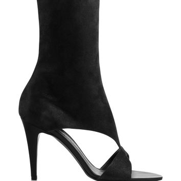 Tamara Mellon - Basic Instinct Wet Suede - Black