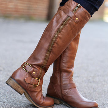 Steve Madden 'Synicle' {Brown}