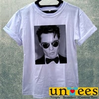 Low Price Women's Adult T-Shirt - Gossip Girl Chuck Bass Mr ed 2 design