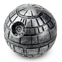 3-piece Alloy Star Wars Death Star Tobacco & Herb Grinder