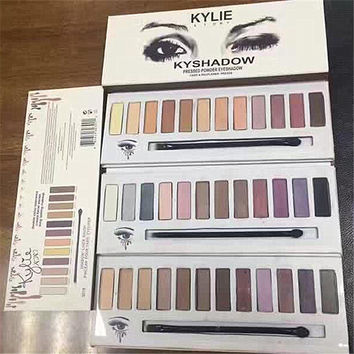KYLIE 12 colors Eye Shadow(3 colors) [9168431044]