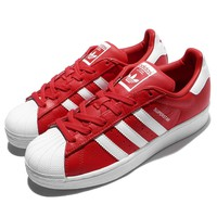 adidas Originals Superstar Foundation Red White Men Classic Shoes Sneaker BB2240