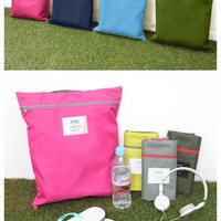Portable Travelling Home Arrangement Multifunction Clothes and Shoes Storage Bag Waterproof