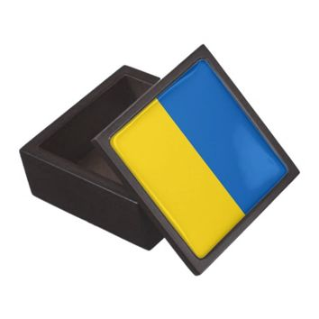 Ukraine Flag Premium Gift Box