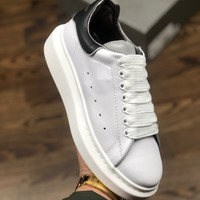 Kuyou Fa19630 Alexander Mcqueen Sneakers Mcqueen Leather Shoes For Men And Women