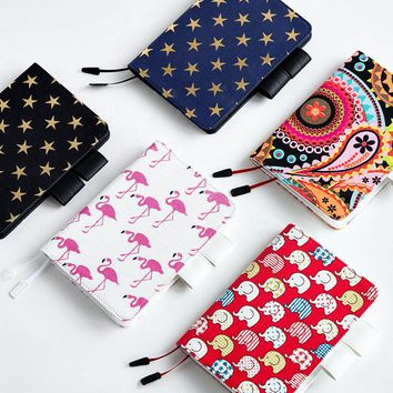 2018 Japanese Canvas Fabric Notebook With Pvc Cover Daily Planner Dairy Agenda Schedule Bullet Journal Book For Hobonichi A5 A6