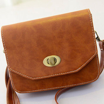 England Style Bags One Shoulder Lock [6583133511]