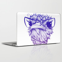Ostrich Colors Laptop & iPad Skin by LouJah