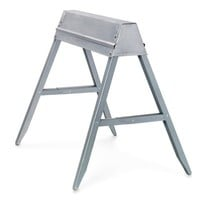 Folding Sawhorse, Galvanized Steel, 32.5 x 29.25-In.: Model# TS-11 | True Value