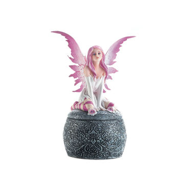 Fairy Collection Figurines, Plastic Fairy Figurines, Fairy Collectible Figurine