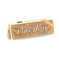 "Pure Hemp Unbleached 1 1/4"" Rolling Papers"