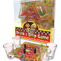 Drink & Strip Game