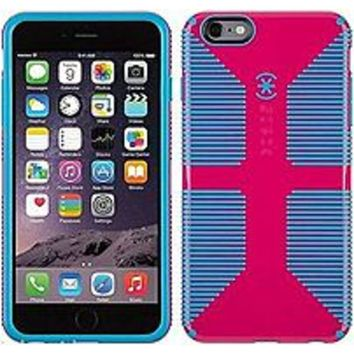 Speck Products SPK-A3084 CandyShell Grip Case for iPhone 6/6S - Pink, Blue