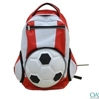 3D Football Backpack Wholesaler, Manufacturers & Suppliers 2016