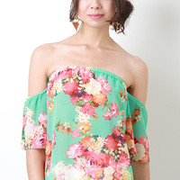 Blossom Rise Top