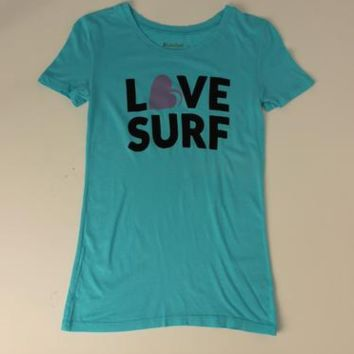 Love Surf Logo Tee