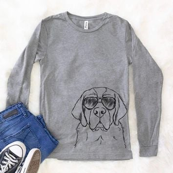 Barry the Saint Bernard - Long Sleeve Crewneck
