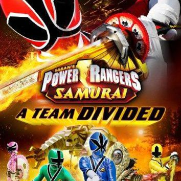 POWER RANGERS SAMURAI: A TEAM DI