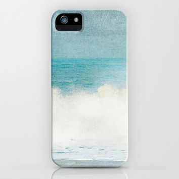 ocean blues iPhone & iPod Case by ingz