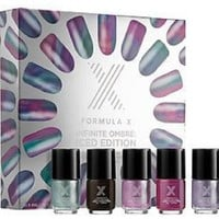 Formula X Infinite Ombre: Iced Edition - Nail Polish Set