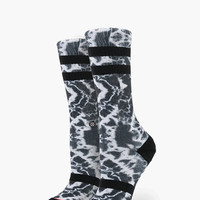 Stance Prism Everyday Tomboy Athletic Womens Socks White One Size For Women 25897415001