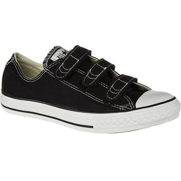 Converse Chuck Taylor All Star V3 Shoe - Boys' Black,
