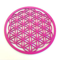 Flower of Life Wall Hanging