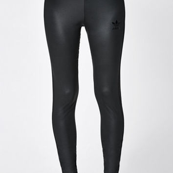 adidas Faux Leather Tights at PacSun.com