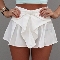 BOW SHORTS  , DRESSES, TOPS, BOTTOMS, JACKETS & JUMPERS, ACCESSORIES, SALE, PRE ORDER,,Shorts Australia, Queensland, Brisbane