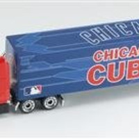 Chicago Cubs 1:80 Tractor Trailer - 2012 Design