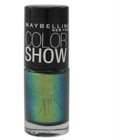 Maybelline Limited Edition Color Show Nail Lacquer - 700 Avante Green